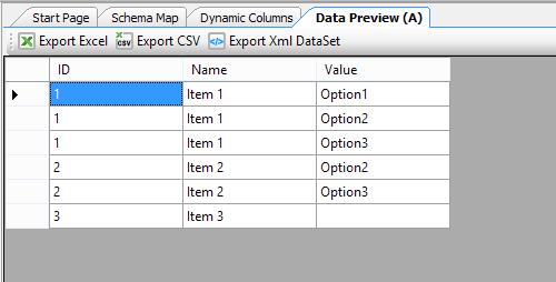 Split Column Values into multiple Rows