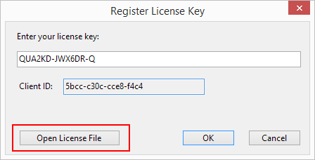 Enter Key Data Sync