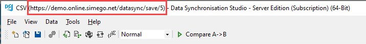 Connected to Ouvvi Data Sync